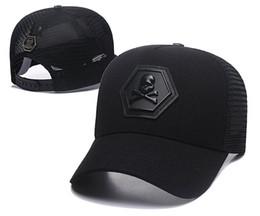 2019 Tasarımcı Erkek Beyzbol Kapaklar Yeni Marka Kaplan Kafası Şapka Altın işlemeli kemik Erkek Kadın casquette Güneş Şapka gorras Spor Kap Damla Nakliye indirimde
