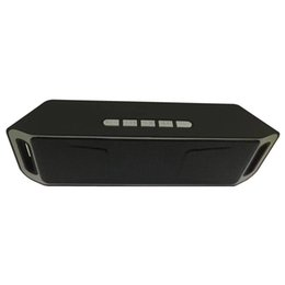 Computer support online shopping - Top Quality SC208 Mini Portable Bluetooth Speakers Hot Sell Wireless Loudly Music Player Big Power Subwoofer Support TF