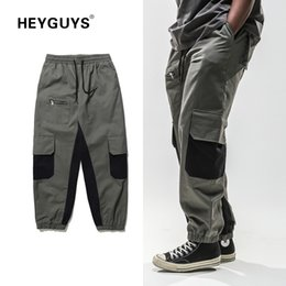 $enCountryForm.capitalKeyWord Australia - Cool2019 Time Leisure Easy Pants Man Bound Feet Sports Pants Tide Ins Exceed Fire Real Pants Upon Trousers
