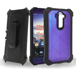 $enCountryForm.capitalKeyWord Australia - For Motorola T-Mobile REVVLRY Plus Combo With Belt Clip Fit Holster Heavy Duty Shockproof Protective Phone Cover Case