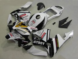 $enCountryForm.capitalKeyWord NZ - New Injection mold bodywork Full fairing kit Fit for Honda CBR600RR 03 04 ABS plastic fairings set CBR 600RR F5 2003 2004 playboy