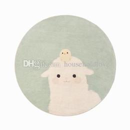 $enCountryForm.capitalKeyWord NZ - Designer carpet Soft plush cute fun children's room cartoon pattern carpet bedroom sofa coffee table bedside blanket floor mat door carpet