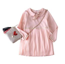 $enCountryForm.capitalKeyWord UK - Spring new girls cotton dress fashion Korean dress birthday gift dress summer hot T-shirt short-sleeved casual loose shirt