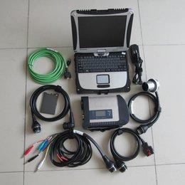 Vente en gros Outil de diagnostic MB Star C4 MB SD Connecter le Compact C4 avec le logiciel V2016.09 dernière version 240 Go ssd avec un ordinateur portable Toughbook CF-19