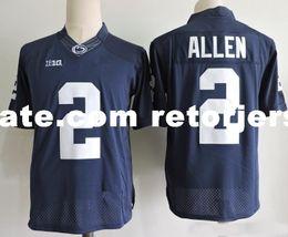 Mens Penn State Nittany Lions Marcus Allen College Football Jerseys Trace  McSorley Mike Gesicki Saquon Barkley PSU Lions Fiesta Bowl Jerseys 35e4de931