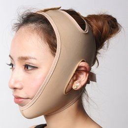 face lift bands Australia - New Delicate Facial Thin Face Mask Slimming Bandage Skin Care Belt Shape And Lift Reduce Double Chin Face Mask Face Thining Band B