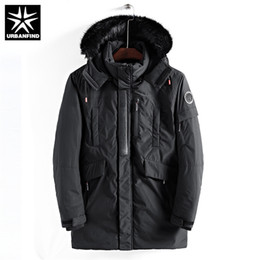 $enCountryForm.capitalKeyWord Australia - URBANFIND Fashion Winter Parkas Men -30Degrees New Jacket Coats Men Warm Coat Casual Parka Thickening Coat For Winter