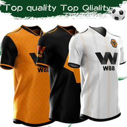 $enCountryForm.capitalKeyWord Australia - 2020 Wolverhampton Training Soccer Jersey #8 NEVES #15 BOLY Football Shirt 19 20 Wanderers FC Yellow Black White Jerseys Customized Uniforms