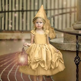 Girls Cinderella Tutu NZ - 2019 kids clothes Children's Skirt Summer Sling Tutu Girls Dress Cinderella Ice Romance Dress