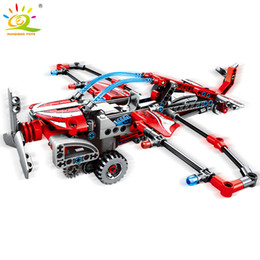 $enCountryForm.capitalKeyWord UK - Technic Series Helicopter Pullback Glider Building Blocks City Air Plane Bricks Set Educational Construction Toys For Children
