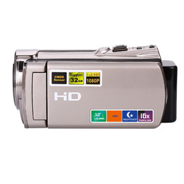 Discount professional digital video camcorder - 2017 Good Sale Camcorder 1080P FHD Night Vision WIFI Digital Video Camera HDMI And Touchscreen J8