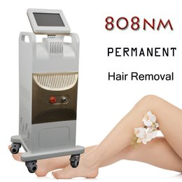 Skin cool ice online shopping - Newest diode laser skin rejuvenation laser for hair removal nm diode laser machines Ice Cooling Technology Soprano