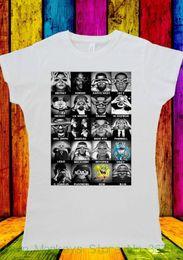 Women Hiphop T Shirt Australia - Women's Tee Celebrities Illuminati Singers Eyes T-shirt Men Women Unisex 2229 2018 Summer Hiphop Harajuku Brand