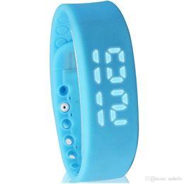 $enCountryForm.capitalKeyWord Australia - W2 Smart Watch Bracelet Smart band Mate Pedometer Sleep Monitor Thermometer Track Calories Burned Flex Fitness Band