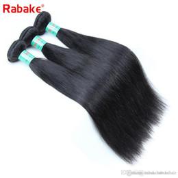 Grade Brazilian Hair Bulk UK - Raw Indian 3 or 4 Bundles Silky Straight Human Hair Weave Extensions Natural Black Grade 8A Cuticle Aligned Wholesale Virgin Hair Bulk