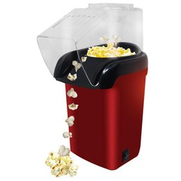 Electric Corn Popcorn Maker Household Automatic Mini DIY Popcorn Machine