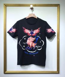 $enCountryForm.capitalKeyWord Australia - 2019 summer New casual Tee Mens flying pig Print shirt Men Tops fashion tee T-shirt Men Hiphop Short Sleeve Clothing