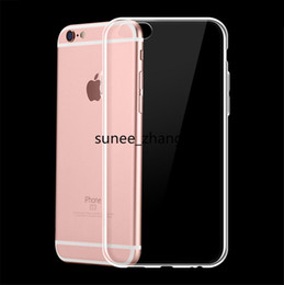$enCountryForm.capitalKeyWord Australia - New Transparent Clear Case Soft TPU Case Silicone Cover Ultra Thin Mobile Phone Case for IPhone 8 7 5 5S SE 6 6s Plus X S R MAX