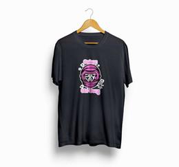 Vintage Womens Tees NZ - Galaxy Girl Gang In Cream Vintage Fashion Men & Women T-Shirt T Shirt Tees Custom t shirt logo text photo Mens Womens T-shirt men