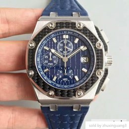 $enCountryForm.capitalKeyWord Australia - watch J-h Luxury Swiss Cal. 2840 Automatic Chronograph 28800 Vph Carbon Fiber Bezel 316l Steel Case Sapphire Crystal Super Luminous