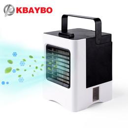 $enCountryForm.capitalKeyWord Australia - KBAYBO USB Personal Mini Air-cooler Desktop Air Cooler Refrigeration Air Conditioning Fan Mobile Portable Air Conditioner Fan