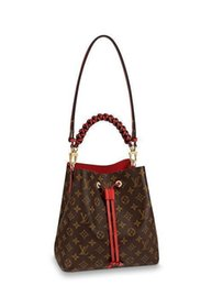 Nylon Totes Bags UK - M43985 Néonoé Women Handbags Iconic Bags Top Handles Shoulder Bags Totes Cross Body Bag Clutches Evening