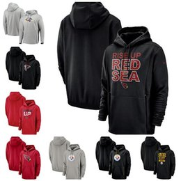 $enCountryForm.capitalKeyWord Australia - 2019 New Style Baltimore Atlanta Cardinals Pittsburgh Men Steelers Falcons Ravens Sideline Local Lockup Pullover Hoodie