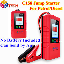 $enCountryForm.capitalKeyWord NZ - DHL Car Jump Starter C158 C-158 12V Battery Power Bank No Battery Inside Super Capacitor Unlimited use ChargeTime Less 3 Minutes