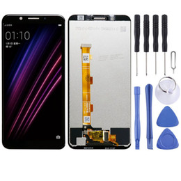 oppo screen NZ - 100% Tested High Quality 5.7 inch NEW Black White For Oppo A1 LCD Display + Touch Screen Digitizer Assembly Replacement
