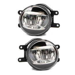 $enCountryForm.capitalKeyWord Australia - H11 Car Driving Front LED Fog Light For Toyota Camry SE XSE 2018 For Corolla 2017 Automobiles Light Assembly