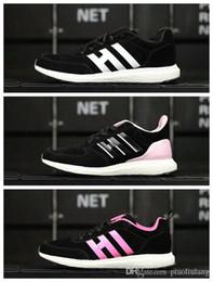 Discount nmd r1 triple black - 2018 NMD R1 OREO Runner NBHD Primeknit OG Triple black White camo Super fire shoes For Men Women beige Runner portable S