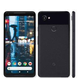 "$enCountryForm.capitalKeyWord NZ - Unlocked Original Google Pixel 2 XL 4G LTE Cell Phone 4GB RAM 64GB 128GB ROM Snapdragon 835 Octa Core Android 6.0"" Fingerprint Mobile Phone"