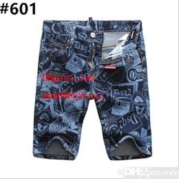 $enCountryForm.capitalKeyWord Australia - Men s Distressed Ripped Skinny Jeans Fashion Designer Shorts Jeans Slim Motorcycle Moto Biker Causal Mens Denim Pants Hip Hop Men Jeans #801
