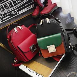 $enCountryForm.capitalKeyWord Australia - 2019 Fashion New Female Bag College Wind Quality Pu Leather Women Backpack Korean Mini Backpack Design Shoulder Bags For Girl