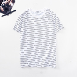 cheap girls summer clothes Canada - Men Women T-Shirt Brandshirts Luxury Designertshirt Summer Tees Fashion Letter Print Tshirt Cheap Girl Tees Lady Clothing Casual AQ 2002297L