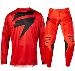 Suit Motorcycle Xxl Australia - 2019 TOP Motocross Racing suits 5 Colors Motorcycle MX DH MTB riding Jersey and Pants combination Moto GP Sets S-XXL G