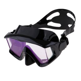 Chinese  4mm Tempered Glass Explosion Proof Lens Anti-fog Diving Mask Kids Adult Professional Scuba Swimming Diving Mask Underwater manufacturers