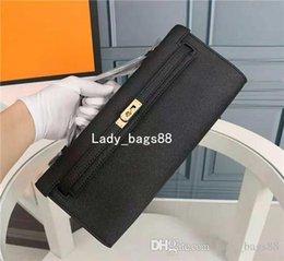 $enCountryForm.capitalKeyWord Australia - Luxury Women Clutch Purse Bag Envelope Bags Designer Handbag Platinum Bag Top Quality Coin purse Wallet Genuine Leather Ladies Tote Purse