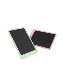 smart tablets Canada - 10inch Creative LCD tablet Pink Green Smart chip No electromagnetic radiation Liquid crystal polymer mixed material 250x174x6.5mm