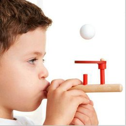 $enCountryForm.capitalKeyWord NZ - Blowing ball magic suspension wooden puzzle boys girls toys party gift funny suspended children classain game toy