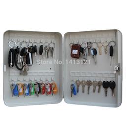 $enCountryForm.capitalKeyWord NZ - metal key box tool case Storage Bins key management box cabinet with 32 card Office Hotel facility Property storage item