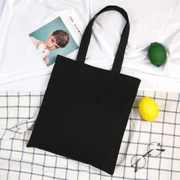 $enCountryForm.capitalKeyWord Canada - canvas Shopping Bags Reusable Storage Bag Foldable Eco Friendly Shopping Bags Tote Bags Large Capacity
