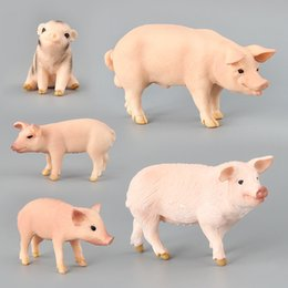 Home Hard-Working Plastic Realistic Pvc Animal Model Figurine Action Figures Kids Children Playset Toy Gift Home Office Desk Table Ornament
