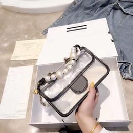 $enCountryForm.capitalKeyWord NZ - freeship New ysiykiy Fashion Transparent Women Jelly Bag Clear PVC Handbags Plastic Summer Beach Bags Cosmetic Handbags small purses Wallet