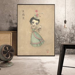 $enCountryForm.capitalKeyWord Australia - Lithograph Nudes Art Prints Mark Ryden Art Canvas Poster And Print Canvas Painting Decorative Picture For Office Living Room Home Decoracion