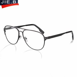 52968418414 B Brand Classic Design Women Men Optical Frame Clear Glass Big Circle  Prescription Eyeglasses Frames
