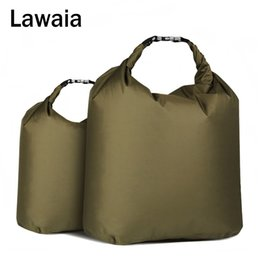 check pad 2019 - Lawaia Fish Bag Foldable Live Fish Bag Waterproof Padded Portable Bags Seal Thick Wear-resistant High Quality Fishing To