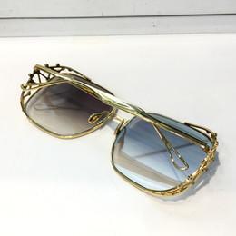 $enCountryForm.capitalKeyWord NZ - MJ59 Women Brand Designer Sunglasses Fashion Diamond Stone UV Protection Lens Coating Mirror Lens Frameless Color Plated Frame Come With Box