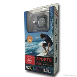 card copy NZ - Cheapest copy for SJ4000 A9 style 2 Inch LCD Screen mini Sports camera 1080P Full HD Action Camera 30M Waterproof sport DV free DHL