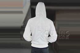 AssAssin clothes online shopping - New Fashion Men Assassins Creed Hooded Sweatshirt Hombre Autumn Winter Solid Hoodie Hot Sweatshirts Men Cosplay Chadal Cool Clothing XL